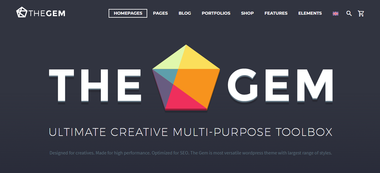 The Gem Homepage