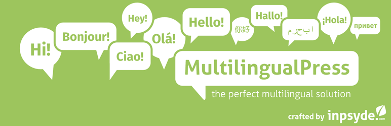 MultilingualPressWordPress translation pligin