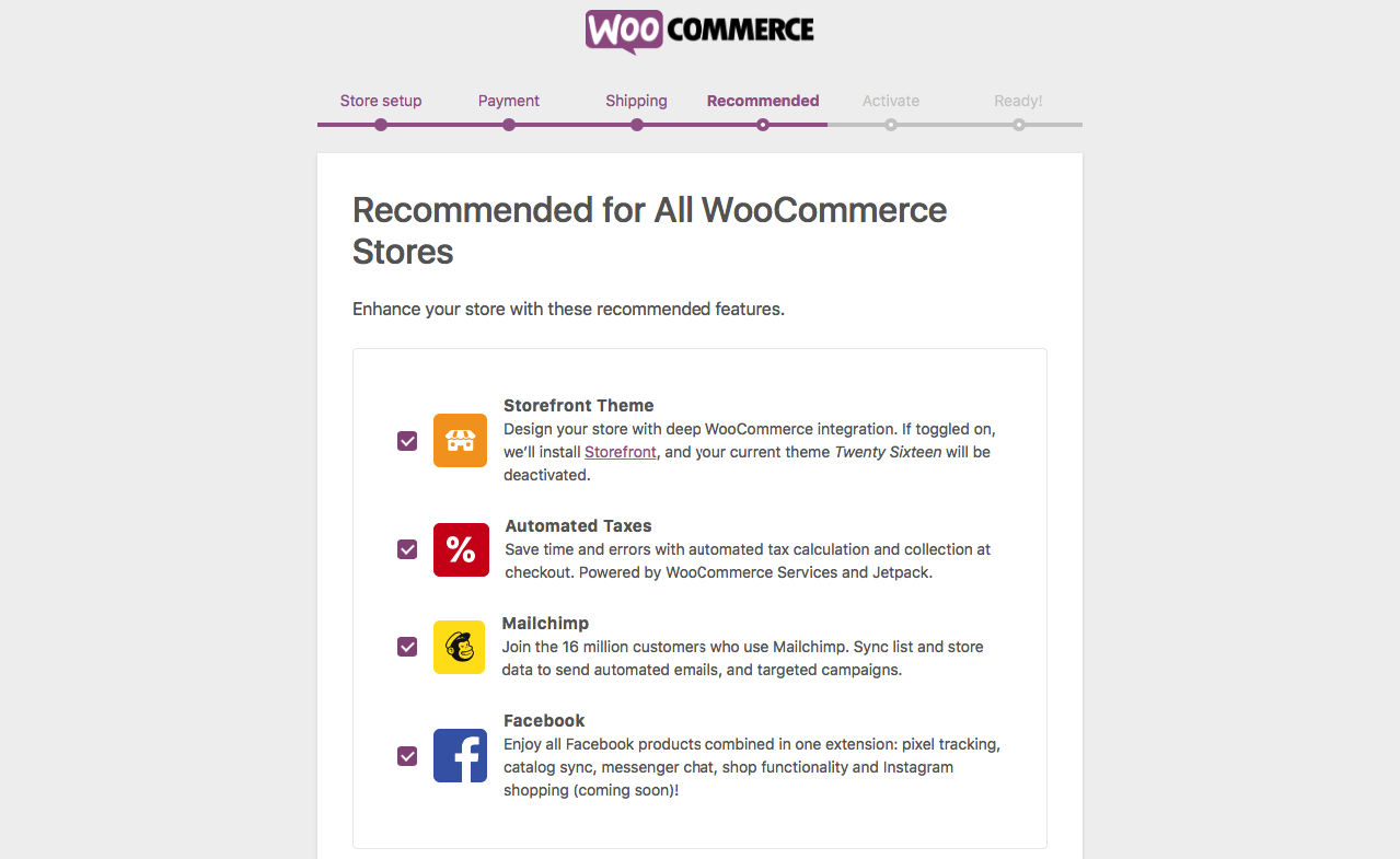 Recommended Woocommerce Features to Add in Your Ecommerce Site