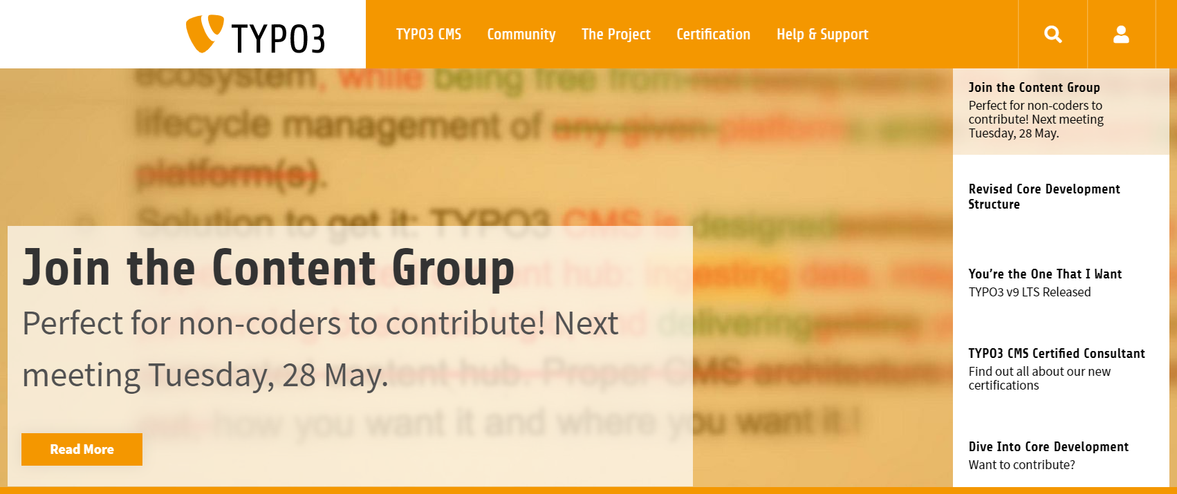 typo3 cms best content management systems