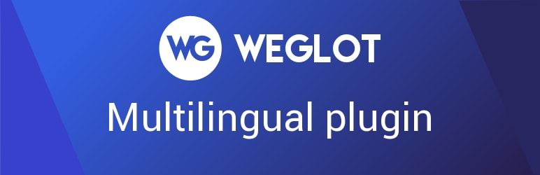 Weglot WordPress translation plugin logo