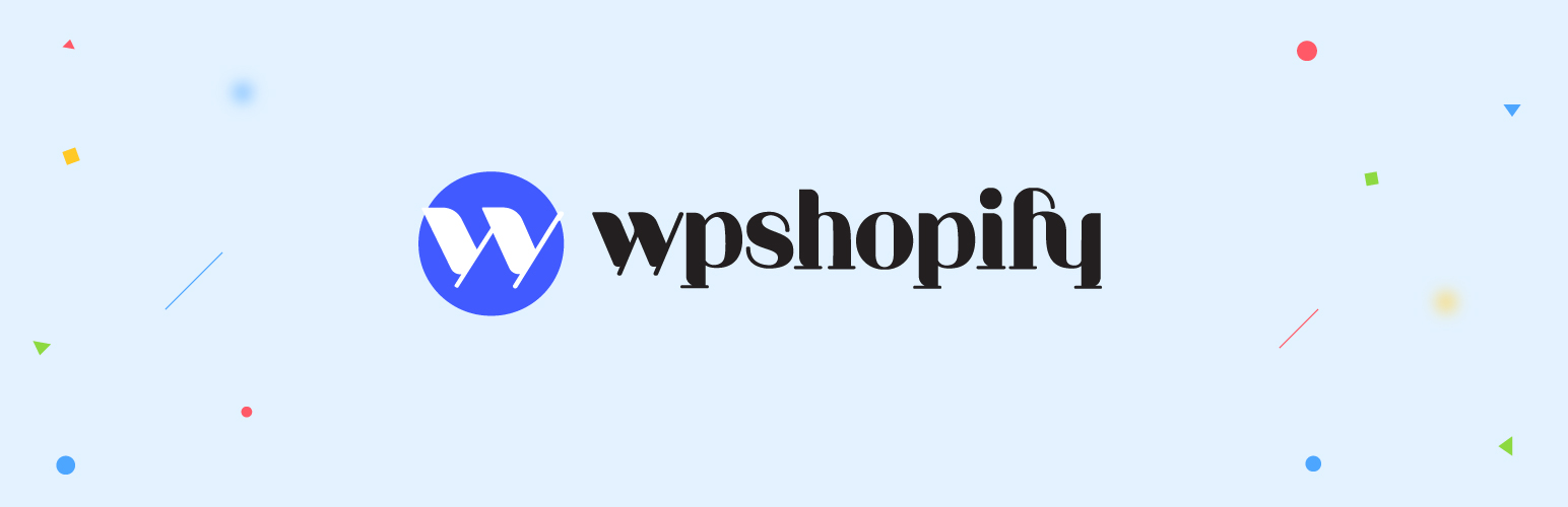 Wp Shopify WordPress ecommerce plugin