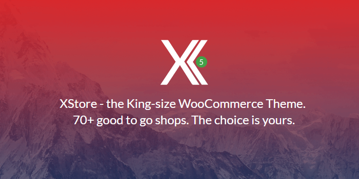 XStore best woocommerce theme
